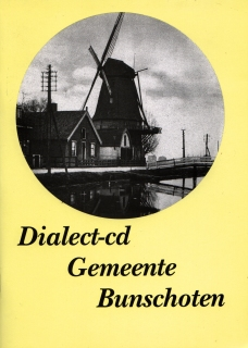 Dialect-cd Gemeente Bunschoten